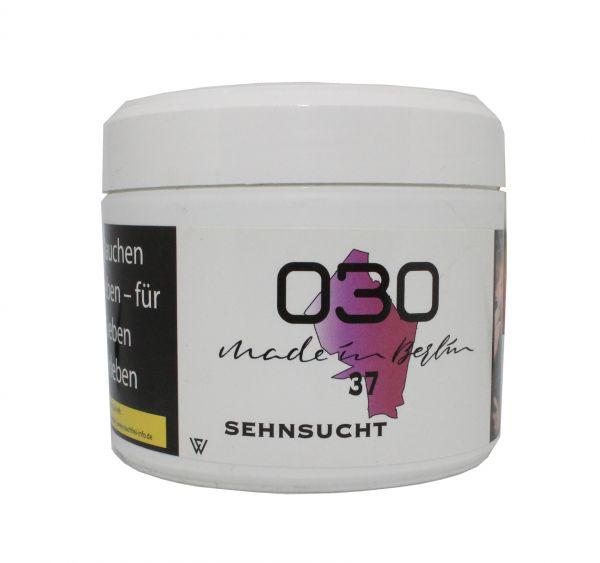 030 Tabak 200g - Sehnsucht 37