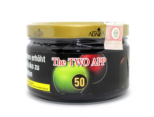 Adalya Tabak 200g Dose - The Two App (50)
