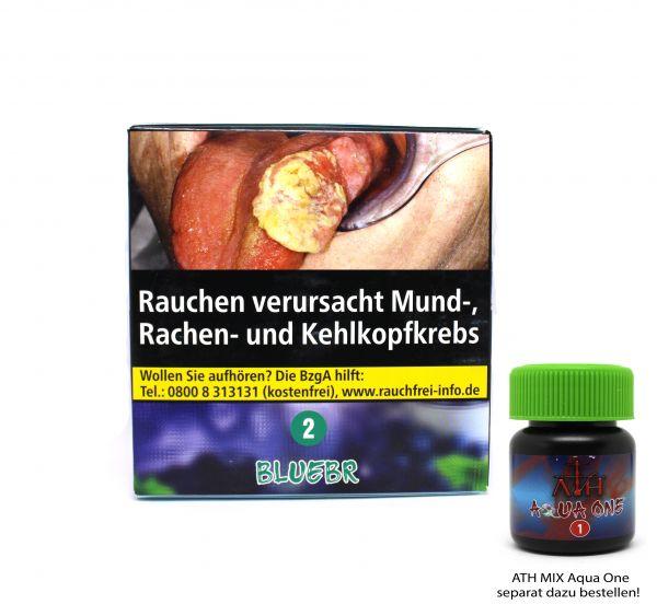 Aqua Mentha Premium Tobacco 200g - Blubr (2)