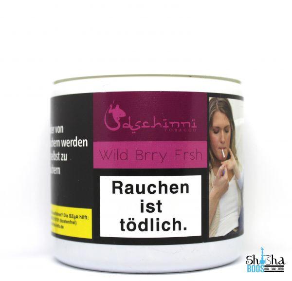 Dschinni Tobacco - Wild Brry Frsh 200g