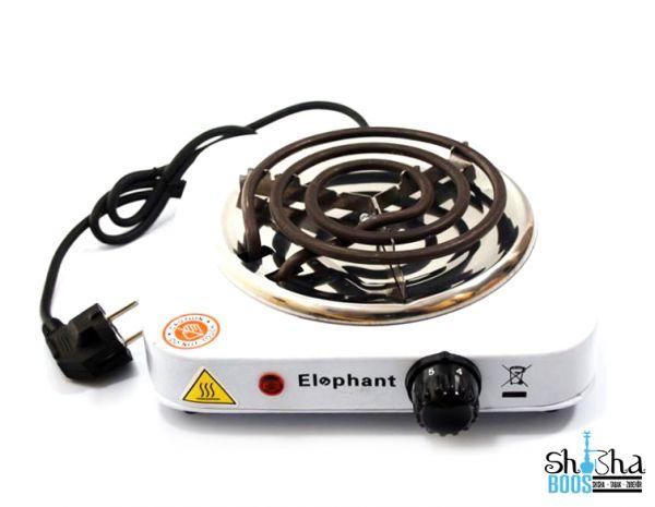 Elephant Elektrischer Kohleanzünder