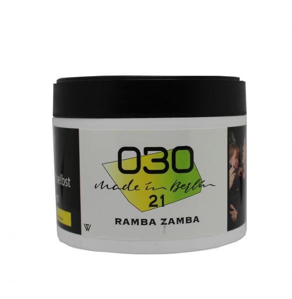 030 Tabak 200g - Ramba Zamba 21