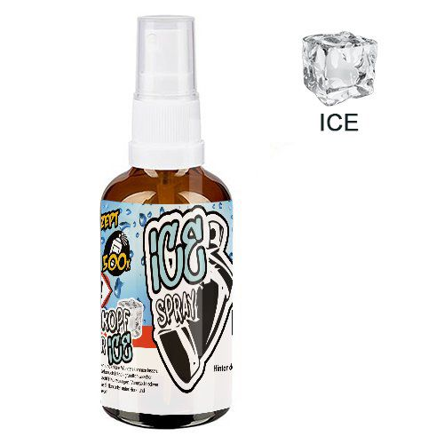 Ice Spray für Shisha Tabak 50ml