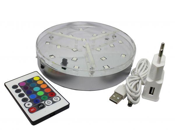 Alien Hookah - LED Untersetzer Small