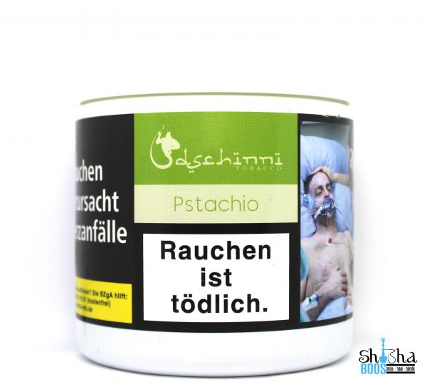 Dschinni Tobacco - Pstachio 200g