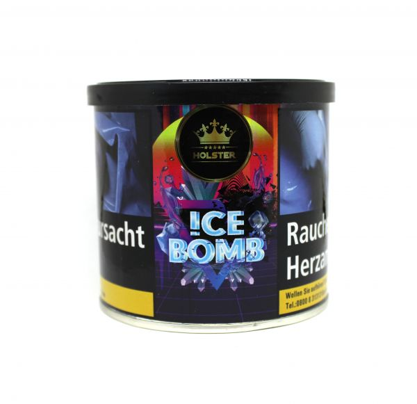 Holster Tobacco 200g - !ce Bomb