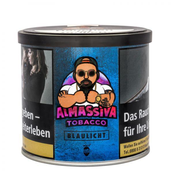 ALMASSIVA Tobacco 200g - Blaulicht