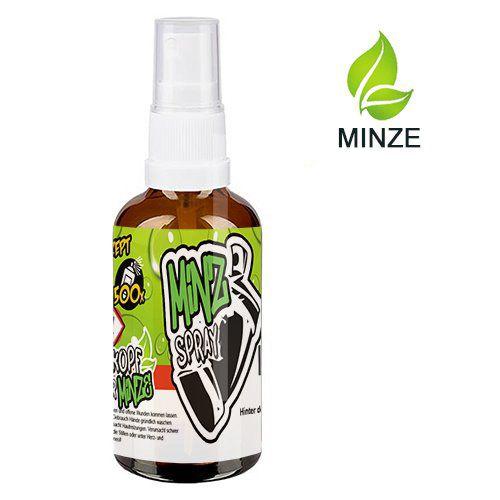Minz Spray für Shisha Tabak 50ml