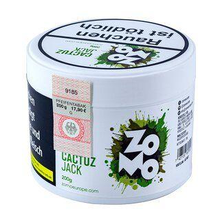 Zomo Tobacco 200g - Cactuz Jack