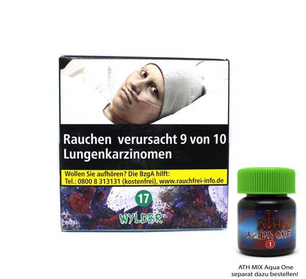 Aqua Mentha Premium Tobacco 200g - Wyldbr (17)