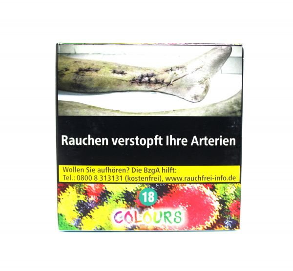 Aqua Mentha Premium Tobacco 200g - Colours (18)