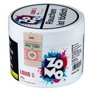 Zomo Tobacco 200g - Louis G