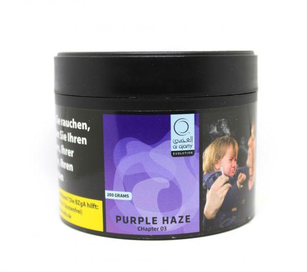 Al Ajamy Tabak 200g - Purple Haze