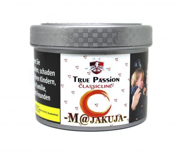True Passion Tobacco 200g - M@jakuja (Maracuja)