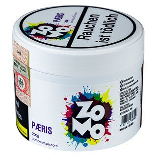 Zomo Tobacco 200g - PÆRIS