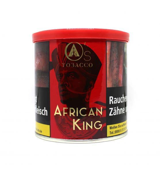 O's Tobacco Red 200g - African King