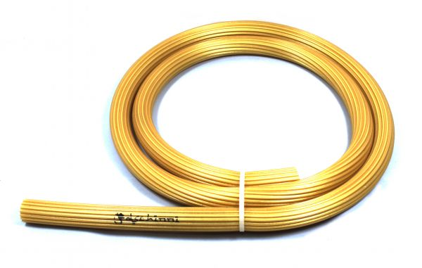 Dschinni Candyhose Silikonschlauch Gold 150cm