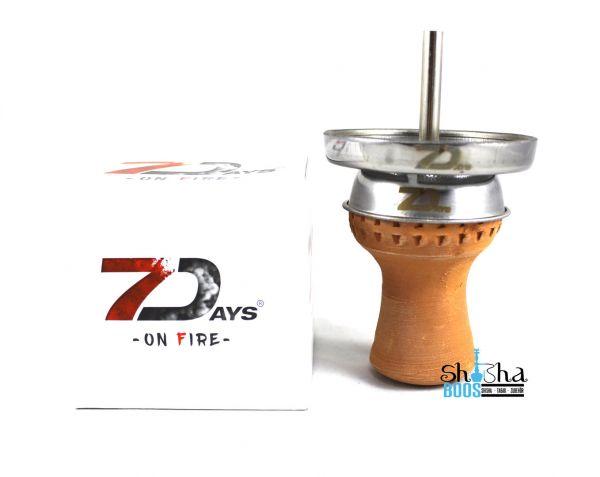 7 Days on Fire Kaminkopf Set