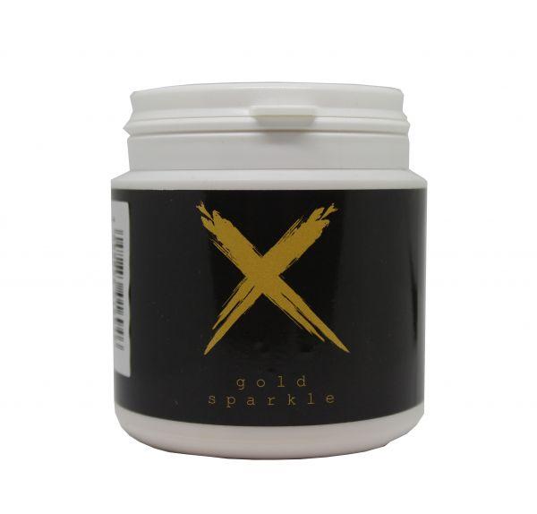 Xschischa X-Pulver 50g - Gold Sparkle