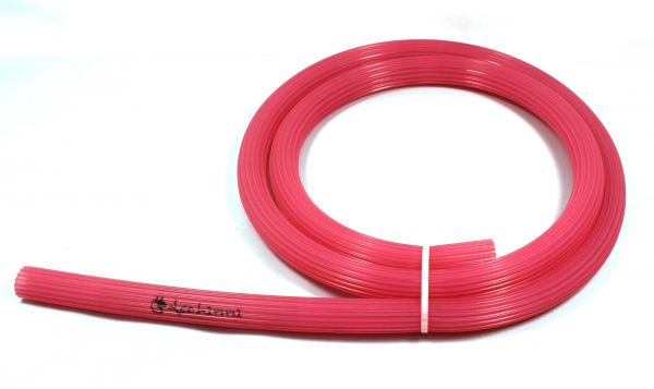 Dschinni Candyhose Silikonschlauch Pink 150cm