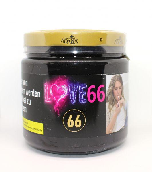 Adalya Tabak 1 kg Dose - Love 66 (66)