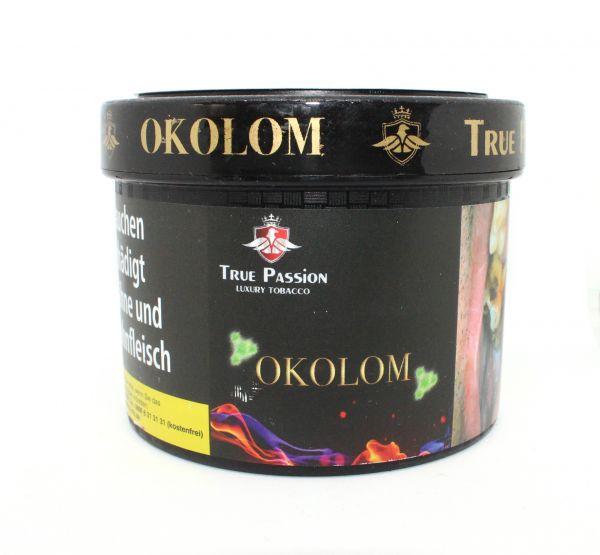 True Passion Tobacco 200g - Okolom