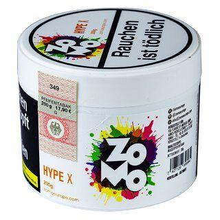 Zomo Tobacco 200g - Hype X