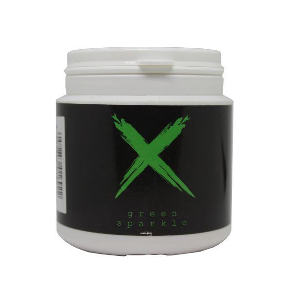 Xschischa X-Pulver 50g - Green Sparkle