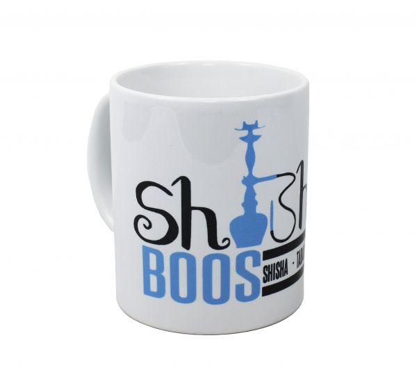 Shisha-Boos Tasse White