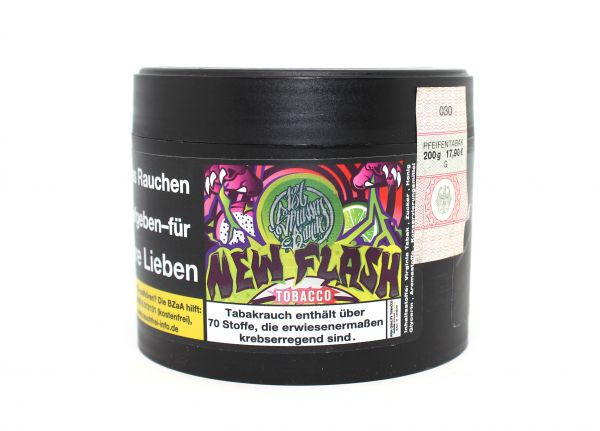 187 Tobacco 200g - #007 New Flash