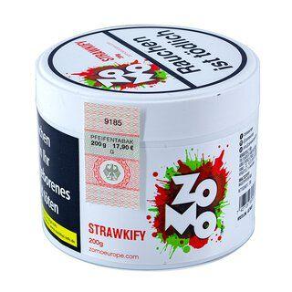 Zomo Tobacco 200g - Strawkify