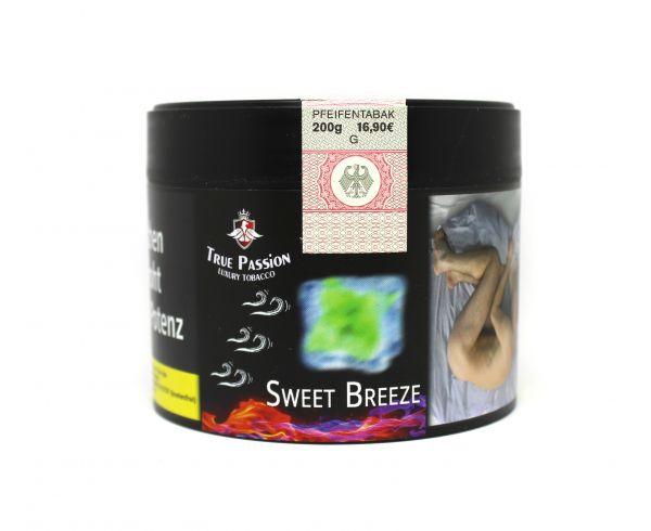 True Passion Tobacco 200g - Sweet Breeze