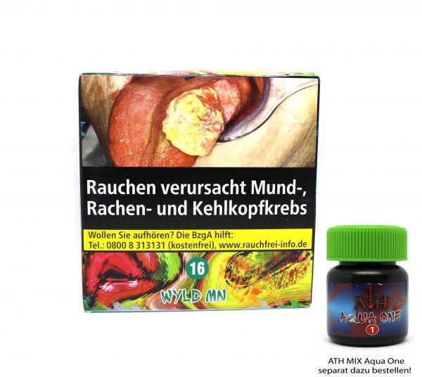 Aqua Mentha Premium Tobacco 200g - Wyld Mn (16)
